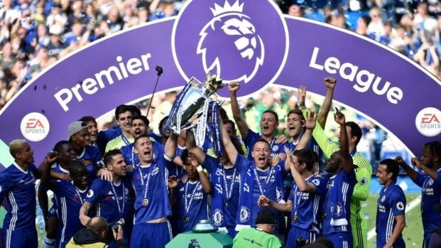 Chelsea Winning Premier League 2017 - BIGGEST FREE BETS