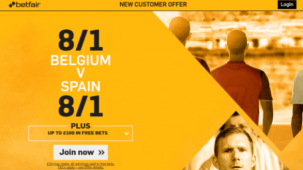 Spain france betting preview on betfair horse racing books betting on sports