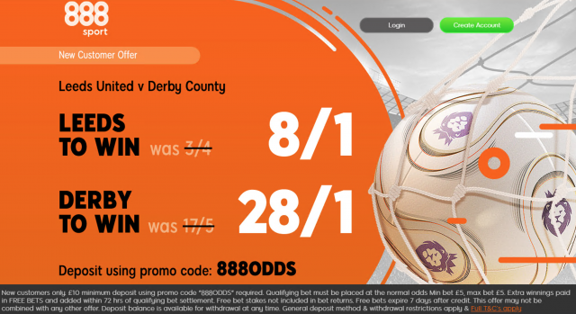 Leeds v Derby Enhanced