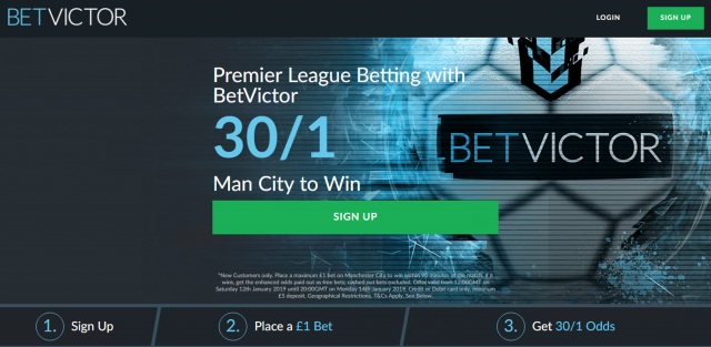 30/1 Man City to beat Wolves
