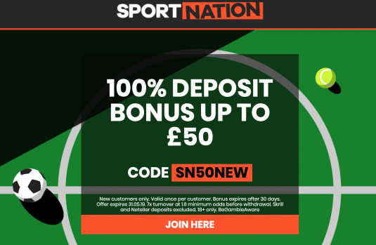 SportNation Offer